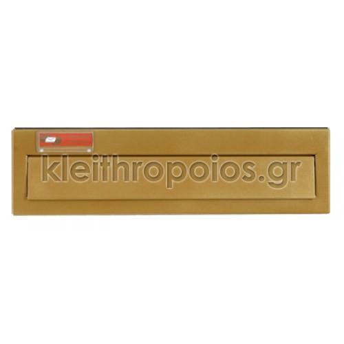 Θυρίδα - πορτάκι Σειρά Inox