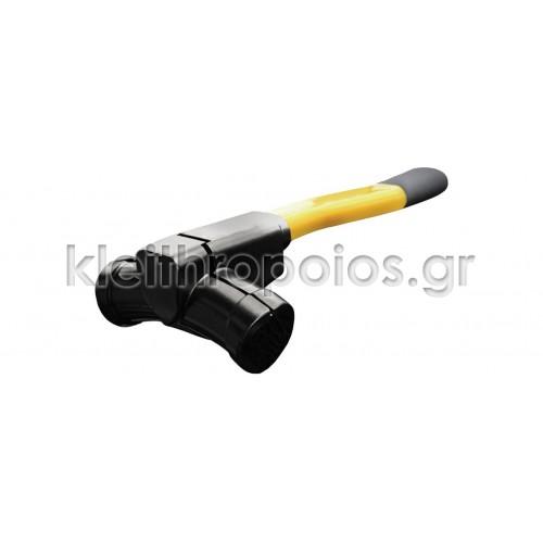 Αντικλεπτικό μπαστούνι τιμονιού με χρήση κλειδιού KLC-103