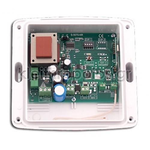 Πίνακας τηλεχειρισμού για ένα ηλεκτροπείρο - ηλεκτρική κλειδαριά Access Control - Proximity