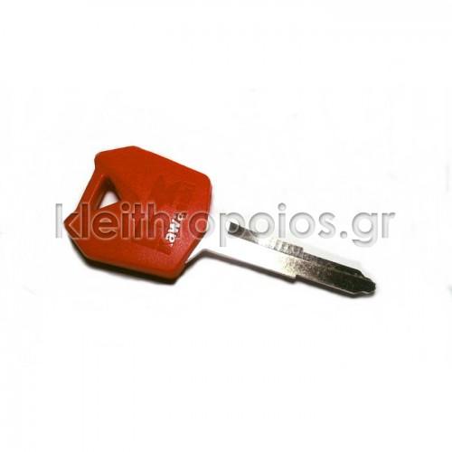Kawasaki κουβούκλιο κόκκινο