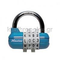 Λουκέτο με 4 γράμματα - masterlock