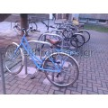 """Μπάρα ποδηλάτων ατομική σχήματος """"Π"""" Σταθερές μπάρες στάθμευσης ποδηλάτων"""