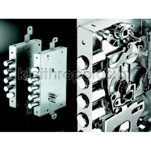 FIAM ISEO με καταπέλτη Κλειδαριές Θωρακισμένης Πόρτας
