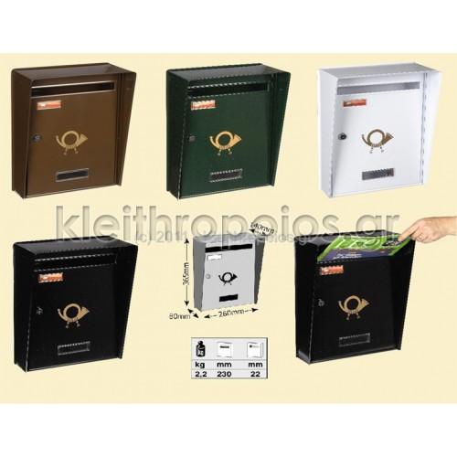 Γραμματοκιβώτιο 2001 Όσλο Εξωτερικού χώρου