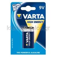 Varta μπαταρία 9v Μπαταρίες
