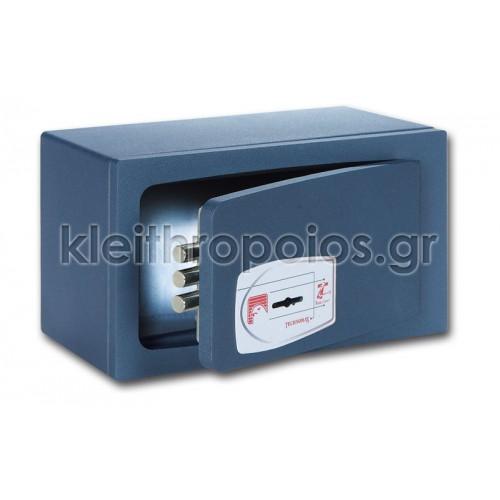 MB-0 το μικρότερο Χρηματοκιβώτιο Επιδαπέδια Χρηματοκιβώτια