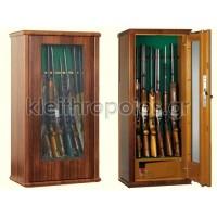 KV σειρά οικονομική οπλοκιβώτια βιτρίνας ασφαλείας Οπλοκιβώτια