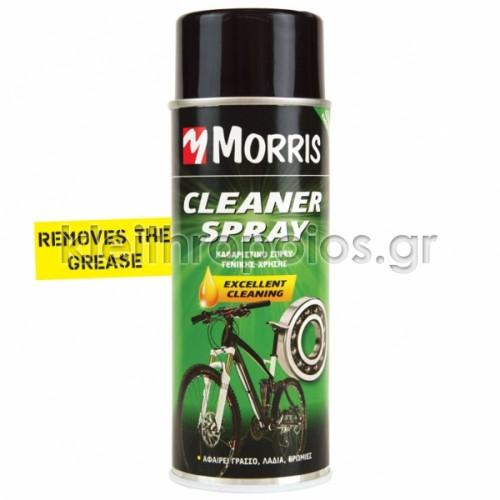 Morris Cleaner spray -καθαριστικό γενικής χρήσης Καθαριστικά - Λιπαντικά