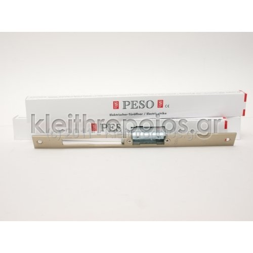 Ηλεκτρικό κυπρί ξύλινων και μεταλλικών πορτών PESO 300 Ηλεκτρικά κυπρί