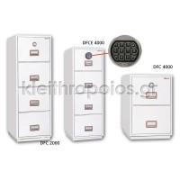 Χρηματοκιβώτιο πυρασφαλείας - σειρά File Cabinet Πυρασφαλείας - Μεταφερόμενα