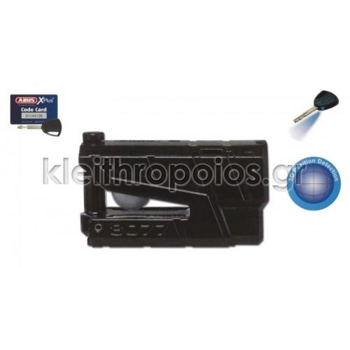 Λουκέτο δισκόφρενου με συναγερμό Granit Detecto X-Plus 8077 Ασφάλεια Μηχανής