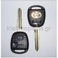 Κουβούκλιο Toyota με λάμα TOY41 με 2 κουμπιά Toyota