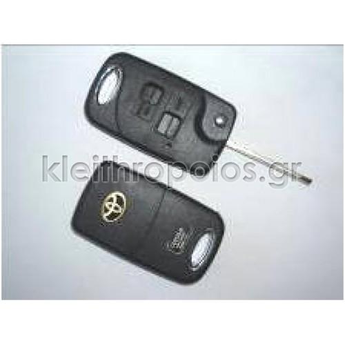 Κουβούκλιο μετατροπής σε σπαστό toyota TOY43 2 κουμπιά (νέο) Toyota