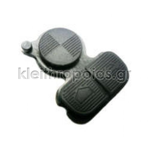 Ζελατίνα ανταλλακτική για κουμπιά BMW 3 κουμπιά Διάφορα - εξαρτήματα - ανταλλακτικά