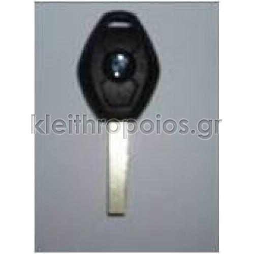 Κουβούκλιο BMW (Νέο) με 3 κουμπιά σκαλιστό και σήμα Bmw