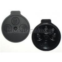 Ζελατίνα ανταλλακτική για κουμπιά (ΝΕΟ) SMART 3 κουμπιά (πύργος) Smart