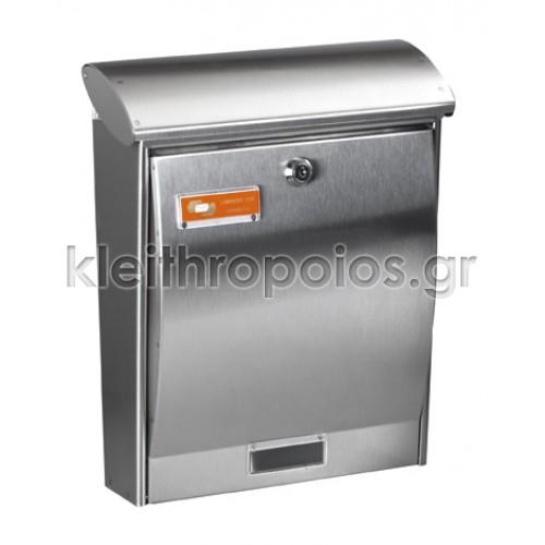 Γραμματοκιβώτιο 309 Λιμόζ Inox Σειρά Inox