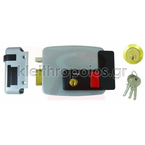 Ηλεκτρική Κουτιαστή CISA (παλαιός τύπος) Κλειδαριές Κουτιαστές