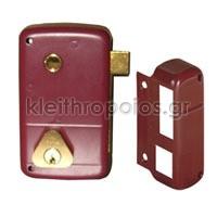 Cisa κουτιαστή αυλόπορτας με πόμολο Κλειδαριές Κουτιαστές