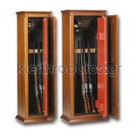 Οπλοκιβώτια με κλειδί HS/LK & HS/LE Οπλοκιβώτια