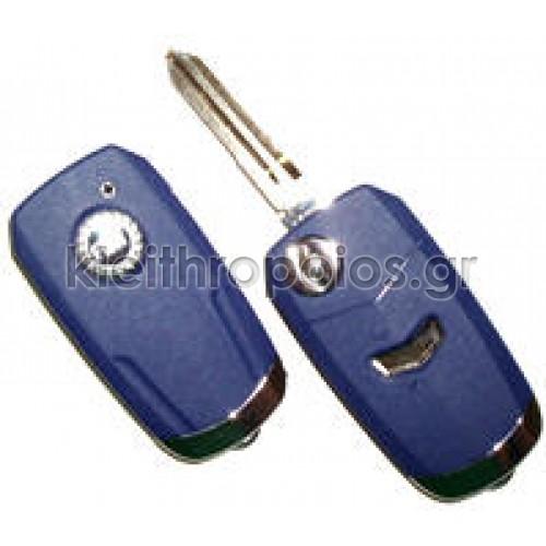 Κουβούκλιο Fiat μετατροπής από 1 κουμπί σε αναδιπλώμενο Fiat