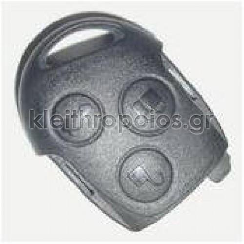 Κουβούκλιο Ford 3 κουμπιά για Fiesta, Focus, Cmax Ford