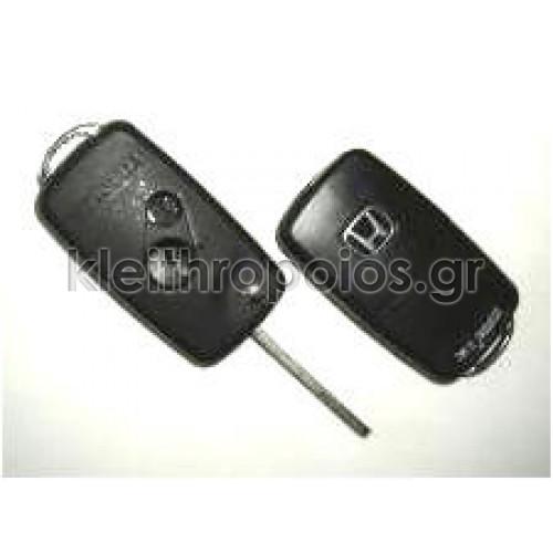 Κουβούκλιο Honda μετατροπής 2 κουμπιά σε αναδιπλώμενο Honda