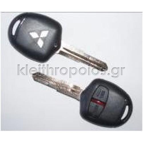 Κουβούκλιο Mitsubishi 2 κουμπιά με ενδεικτική λυχνία Mitsubishi