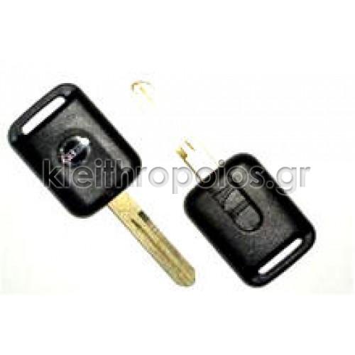 Κουβούκλιο Nissan 2 κουμπιά (στενό) Nissan