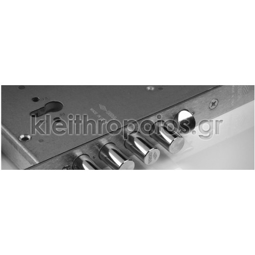 Κλειδαριά CISA με διπλό καταπέλτη Κλειδαριές Θωρακισμένης Πόρτας