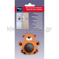 Στόπ θύρας πλαστικό - αρκουδάκι Εξοπλισμός σπιτιού - μικροαντικείμενα