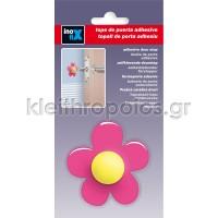 Στόπ θύρας πλαστικό - λουλούδι Εξοπλισμός σπιτιού - μικροαντικείμενα