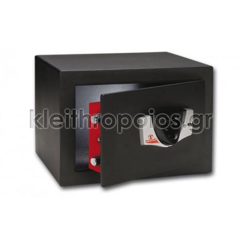 FPP Technomax Βιομετρικό χρηματοκιβώτιο με δακτυλικό αποτύπωμα Επιδαπέδια Χρηματοκιβώτια