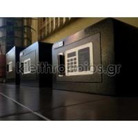 Χρηματοκιβώτιο Switzerlock Ελβετίας small Επιδαπέδια Χρηματοκιβώτια