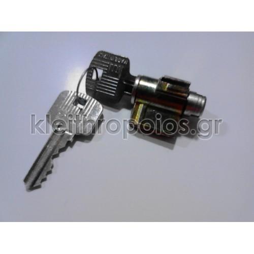 Συνδυασμός για αλλαγή κλειδιών σε MERONI γραφείων Κλειδαριές πομόλου