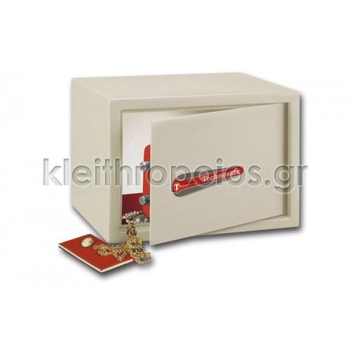 TSK χρηματοκιβώτιο με κλειδί Ξενοδοχειακά Χρηματοκιβώτια