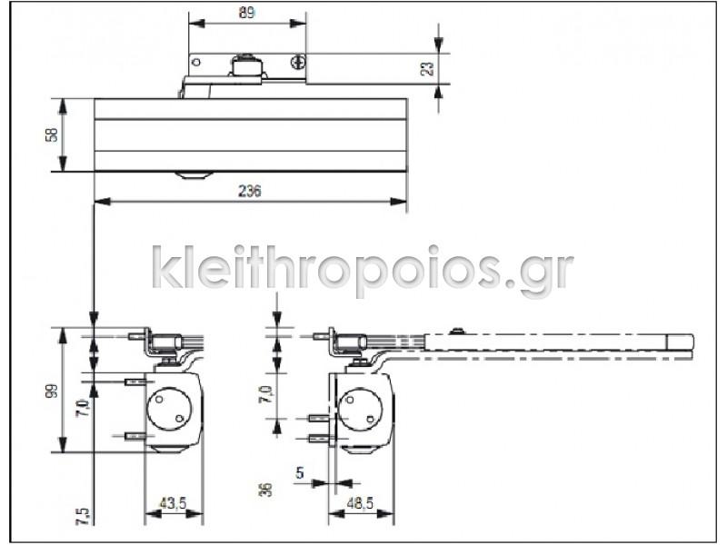 Bks ots 430 kleithropoios for Ferme porte yale