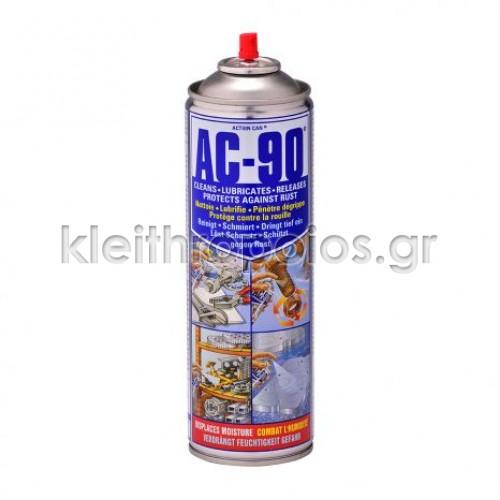 Ac-90 Καθαριστικό - Λιπαντικό - Αντισκωριακό λάδι