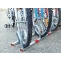 Μπάρα ποδηλάτου 4 θέσεων - PARK-BBR-4 Σταθερές μπάρες στάθμευσης ποδηλάτων