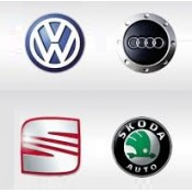 Audi - Skoda - VW - Seat (group)